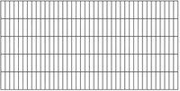 GAH Doppelstabmatte BxH: 200 x 160 cm