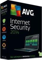 GRISOFT AVG Internet Security 2014 (Win) (DE)