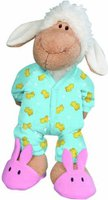 Nici Dress Your Friends - Outfit Set Pyjama hellblau allover
