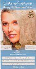 Tints of Nature 8C Ash Blonde (130 ml)
