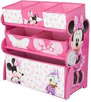 Worlds Apart Regal Minnie mit 6 Aufbewahrungsboxen