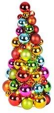 Best Season Ball Wreath LED-Kugelpyramide