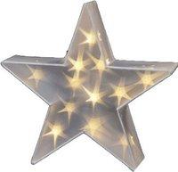 Hellum LED Holografie Stern 40 cm (568516)