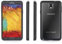 Griffin Schutzhülle Essential Reveal schwarz/transparent (Samsung Galaxy Note 3)