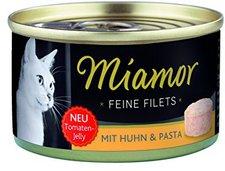 Miamor Feine Filets Huhn & Pasta (100 g Dose)