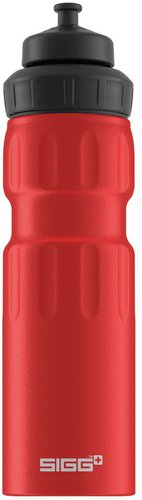 SIGG Wide Mouth Sports Rot (750 ml)