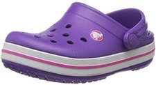 Crocs Kids Crocband neon purple/magenta