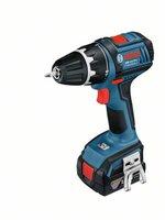 Bosch GSR 14,4-2-Li Professional 3 x 4,0 Ah + L-Boxx (0 615 990 FG2)