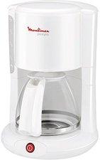 Moulinex Glas-Kaffeemaschine Principio Weiß (FG2601)