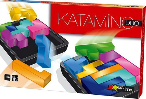 Gigamic Katamino Duo