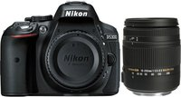 Nikon D5300 Kit 18-250 mm [Sigma]