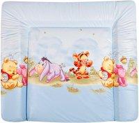 Zöllner Wickelauflage Softy Folie Baby Summertime Pooh (75 x 85 cm)