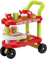 Ecoiffier 100 % Chef - Tea Time Servierwagen