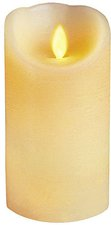 Best Season LED-Wachskerze Twinkle Flame (15 cm)