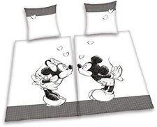 Herding Mickey Mouse und Minnie Mouse 447862250 (80 x 80 + 135 x 200 cm)