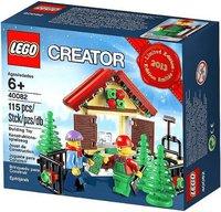 LEGO Creator - Weihnachtsbaumverkaufsstand (40082)