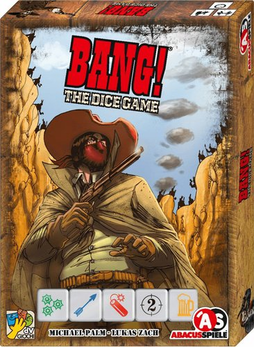 Abacusspiele Bang - The Dice Game