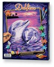 Schipper Malen nach Zahlen Delfine (609240659)