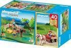 Playmobil Country - Ponykoppel und Ponywagen (5457)