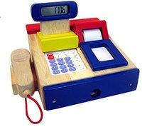 Estia Spielkasse aus Holz