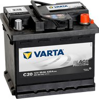 Varta Promotive Black 12V 55Ah C20