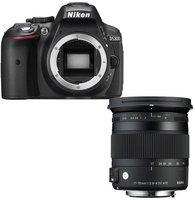 Nikon D5300 Kit 17-70 mm [Sigma]
