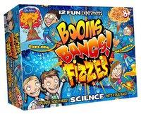 John Adams Booms, Bangs, Fizzes - 12 Spaß - Experimente