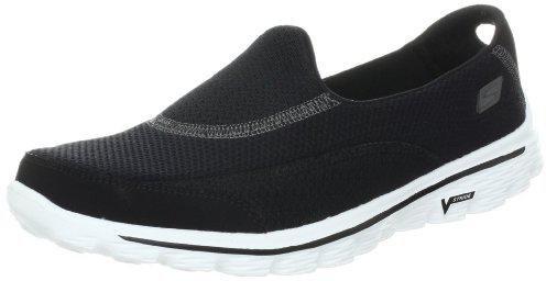 skechers go walk 2 damen slipper im preisvergleich auf. Black Bedroom Furniture Sets. Home Design Ideas