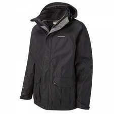 Craghoppers Kiwi 3-in-1 Jacket Black