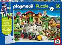 Schmidt Spiele Playmobil - Auf dem Bauernhof (60 Teile)