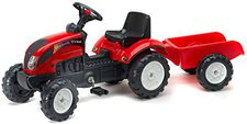 Falquet & Cie Traktor Ranch Trac + Anhänger (2051AC)