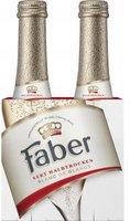 Faber Sekt Krönung Halbtrocken 2x0,2l