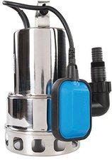 Silverline Tools Schmutzwasser-Tauchpumpe 550 W 9600 l/h (869235)