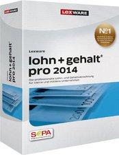 Lexware Lohn+Gehalt Pro 2014 (Version 14.00) (DE) (Win) (Box)
