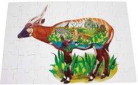 Legler Giant - Tiere der Savanne (48 Teile)