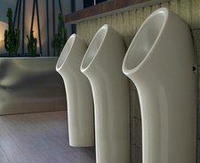 Globo Olivia Stand-Urinal 30 x 32 cm (OL029BI)