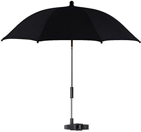 Reer Sonnenschirm de Luxe mit UV-Schutz schwarz