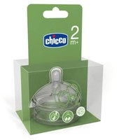 Chicco Trinksauger Step Up 2 Schnellfluss 4m+