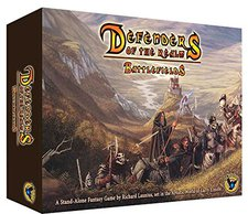Eagle Games Defenders of the Realm: Battlefields