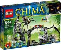 LEGO Legends of Chima Spynlins Höhle (70133)