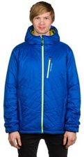 Ortovox Swisswool Jacket Piz Bianco Blue Ocean