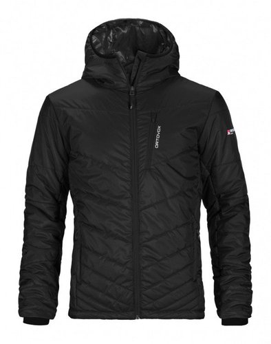 Ortovox Swisswool Jacket Piz Bianco Black Raven