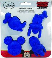 ELI Disney Silikon Törtchenformen