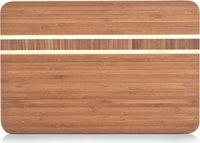 Zeller Bamboo Schneidebrett 30 x 20 cm