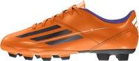 Adidas F5 TRX FG J solar zest/blast purple/black