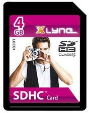 xlyne SDHC 4GB Class 4 (7204000)