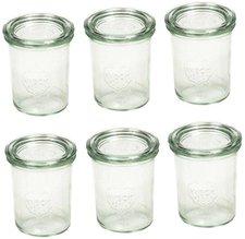 Weck Einkochglas 0,25 L