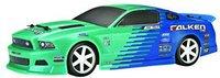 HPI Micro RS4 Drift 2013 Falken Tire Ford Mustang RTR (111230)