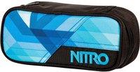 Nitro Pencil Case Geo Ocean