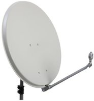 Microelectronic New Gold Edition Dish 75 cm weiß